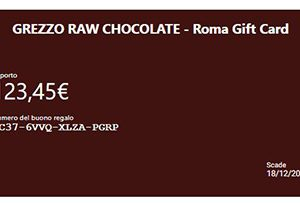 Gift Card by Grezzo Raw Chocolate